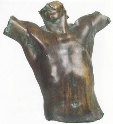 1983, Róma, bronz