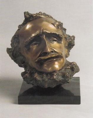 1991, Gróf Széchenyi István portré