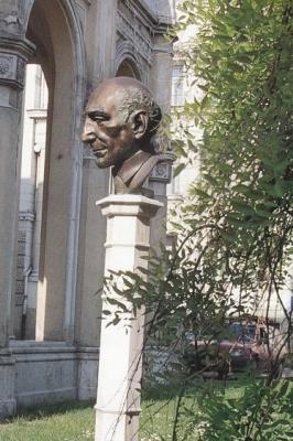 1990, Téri Árpád mellszobor