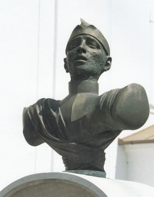 1990, II. Világháborús emlékmű