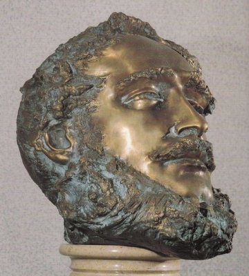 1991, Kossuth Lajos bronz,oszlopos