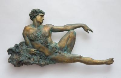 1992, Ádám teremtése (Michelangelo: A világ teremtése nyomán)