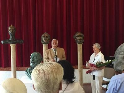 2016.07.25. Török Richárd kiállítás, Leányfalu
