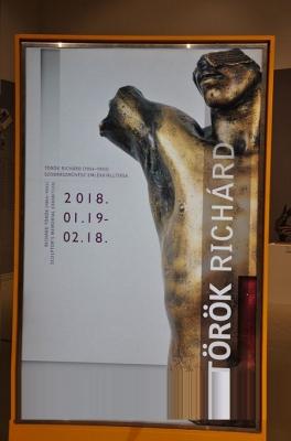 Műcsarnok - Török Richárd Emlékkiállítás