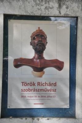 Török Richárd kiállítás megnyitó, Tihany, 2016.05.13